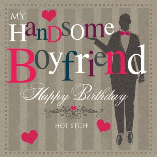 Graceful Birthday Wishes E-Card For Boyfriend _54swg4d7s