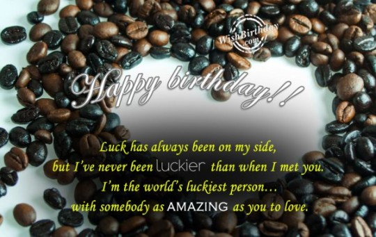 Graceful Images For Birthday Wishes With Sayings E-Card For My Life