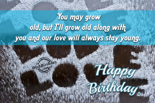 Graceful Images For Birthday Wishes With Sayings E-Card For My Love 7S9sh