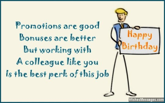 Have A Birthday Employee Card