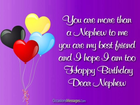 Heart Touching Brilliant Birthday Greeting Card For Best Nephew_E-Card_156jf4jf6uri7s