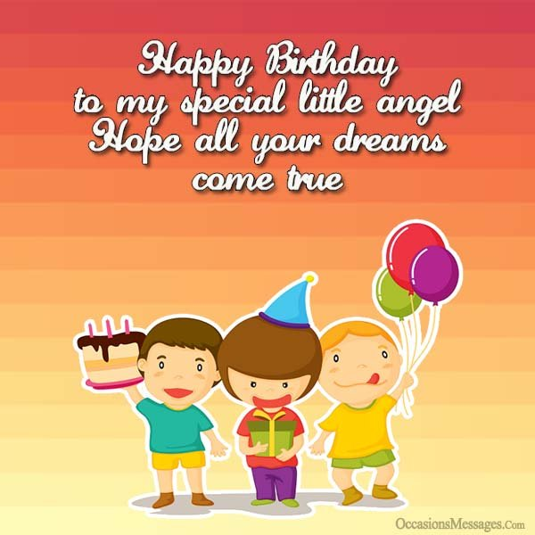 Incredible Baby Boy Birthday Wishes With Special Blessings