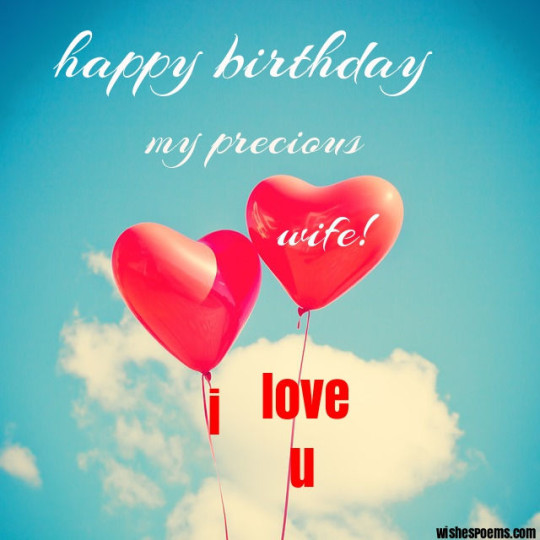 Incredible Birthday Wishes With Greetings Quotes For My Wife 7s