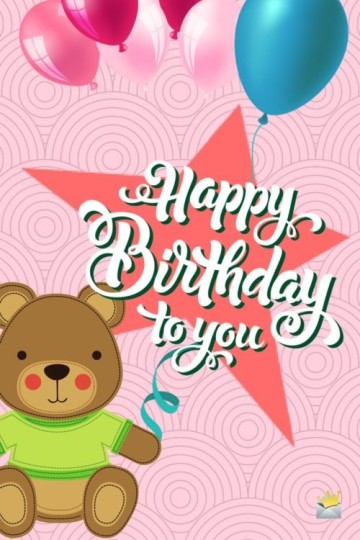 Incredible Birthday Wishes With Sayings E-Card For My Life 7sno9s