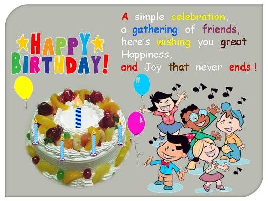 Birthday Wishes Boy Baby ~ Joyful baby boy birthday wishes with great enjoyment of life