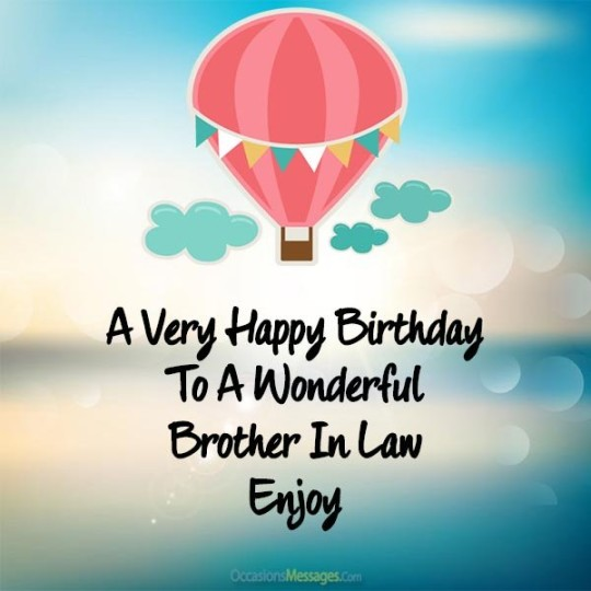 Joyful Brother In Law Birthday Wishes E-Card