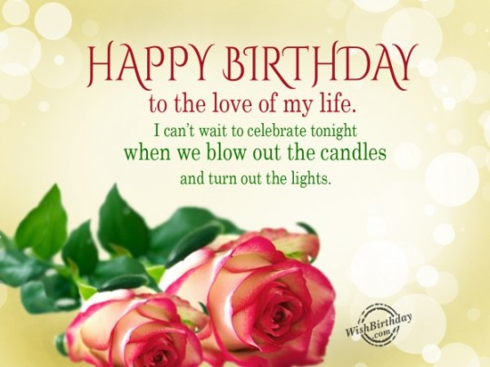Love Rose Birthday Wishes E-Card For Boyfriend _54swg4d7s