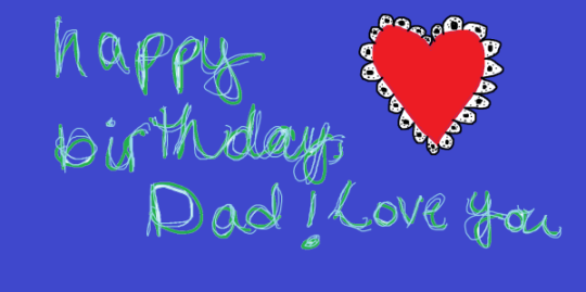 Lovely Birthday Wishes With Greetings For My Dad 7s