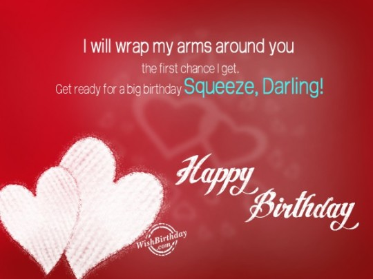 Lovely Images For Birthday Wishes With Sayings E-Card For My Love 7S9sh