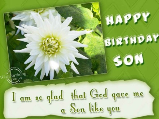Marvelous Birthday Wishes With Greetngs Quotes E-Card 7s