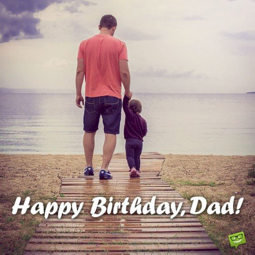 Outstanding Dad Birthday Wishes With Card 7s