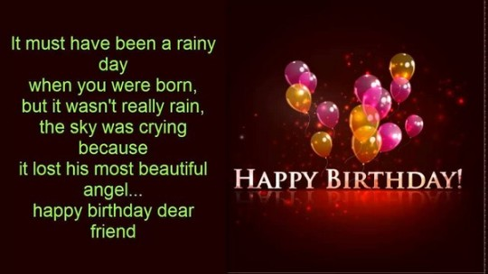 Radiant Birthday Wishes With Greetings