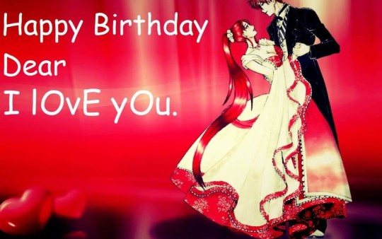 Romantic Birthday Wishes E-Card For Boyfriend _54swg4d7s