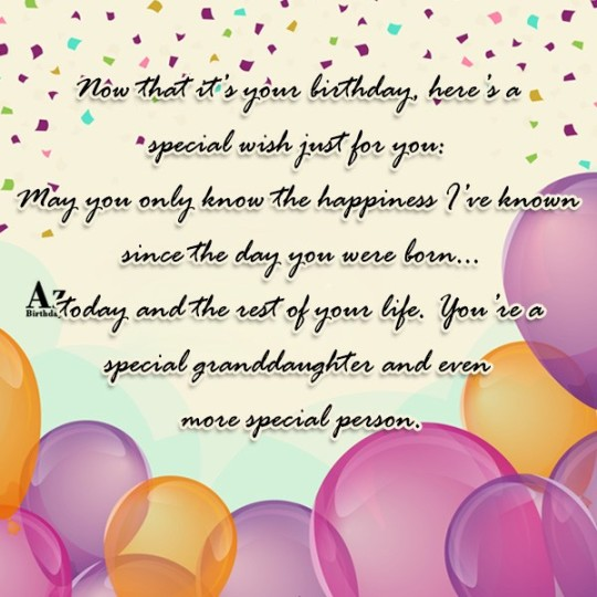 Special Birthday Wish And Quotes E-Card