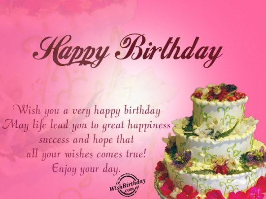 Special Cake Images For Birthday Wishes With Sayings E-Card For My Love 7S9sh