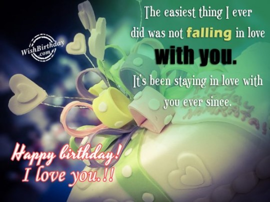 Special Images For Birthday Wishes With Sayings E-Card For My Life fhg904ke7S