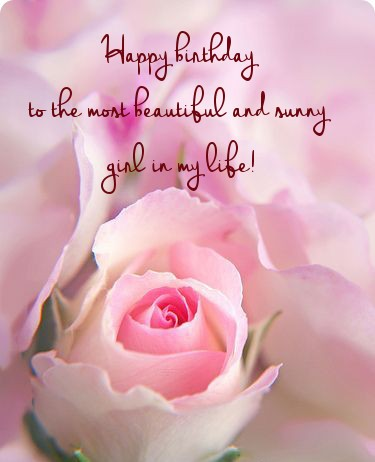Super Birthday Wishes With Sayings E-Card For My Life 7sno9s