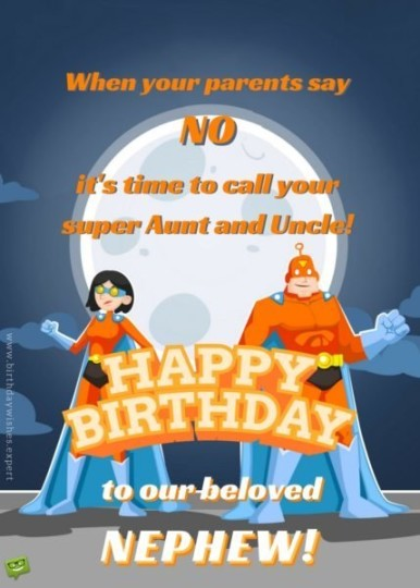 Superb Brilliant Birthday Greeting Card For Best Nephew_E-Card_156jf4jf6uri7s