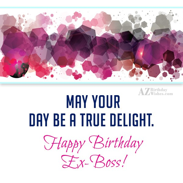 Superb ex boss birthday wishes with gift of smiles nicewishes superb ex boss birthday wishes greeting e card m4hsunfo Gallery