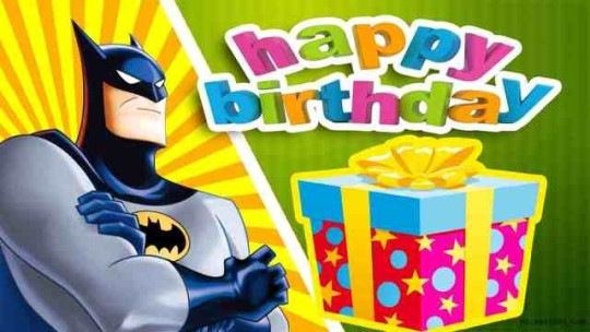Superhero Birthday Wishes Surprise Gift For A Joyful Day
