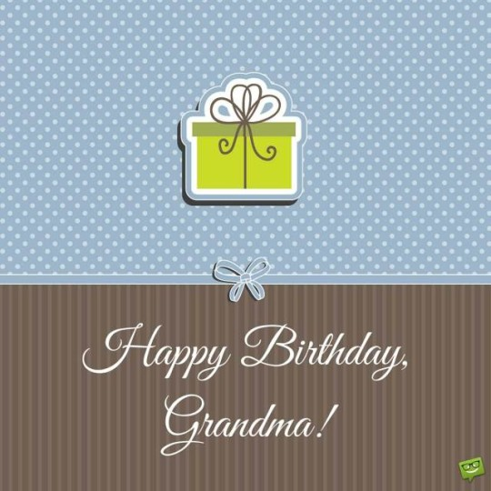 Supreme Birthday E-Card Greetings For Grandmom