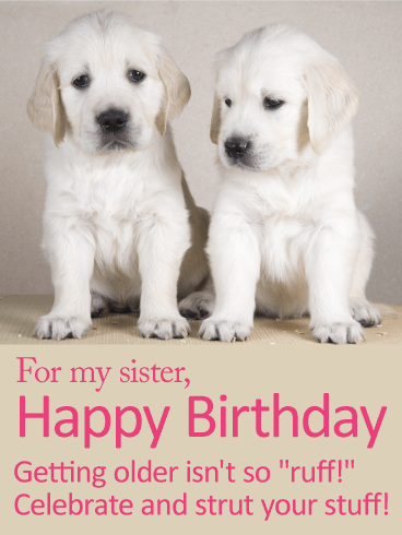 Sweet Birthday Wishes With Message E-Card s7