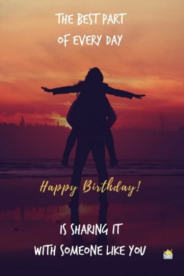 Tremendous Images For Birthday Wishes With Sayings E-Card For My Love 7S9sh