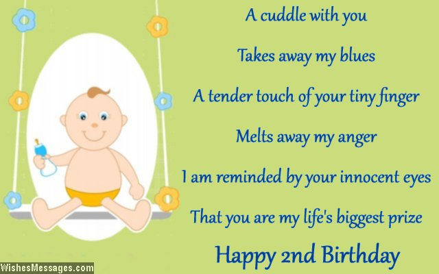 awesome happy birthday wishes great message for my cute baby