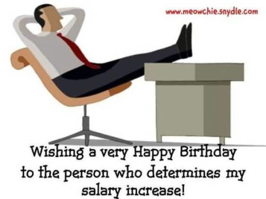 Wishing Images For Birthday With Sayings E-Card For My Boss E7