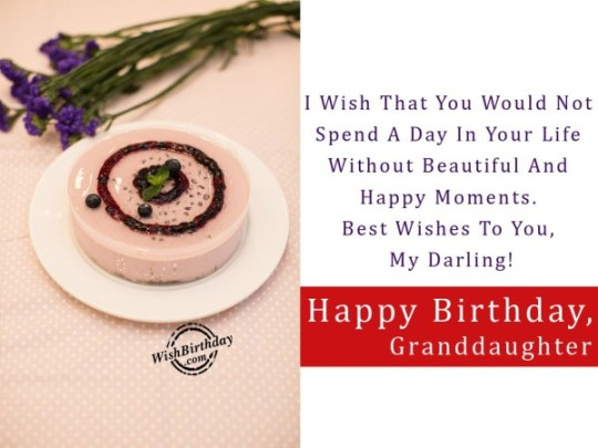 Wonderful Birthday Wishes With Cake Quotes