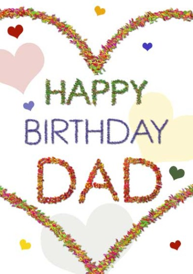 Wonderful Birthday Wishes With Greetings For My Dad 7s