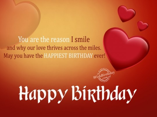 Wonderful Birthday Wishes With Heartfelt Greetings For My Life 71sk