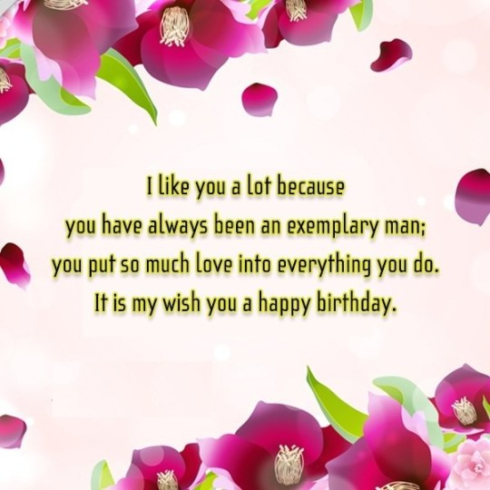 Wonderful E-card For Uncle Birthday Wishing 09ps