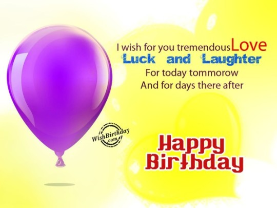 Wonderful  Images For Birthday Wishes With Sayings E-Card For My Love 7S9sh