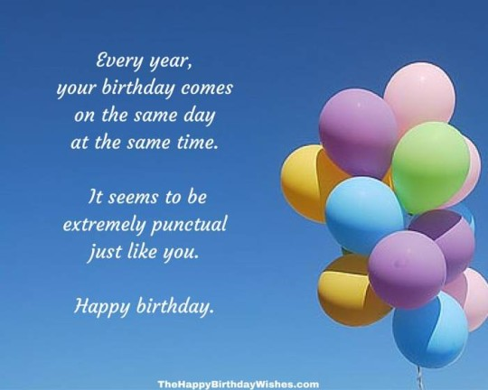 Wonderful Wishes For My Stupendous Boss