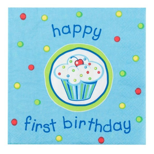 Wondrous 1st Birthday Wishes With Balloons E-Card 7s