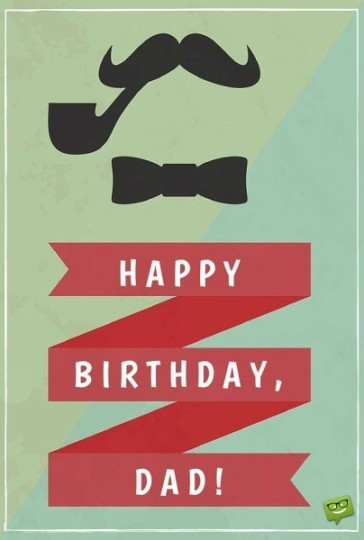 Wondrous Dad Birthday Wishes With Card