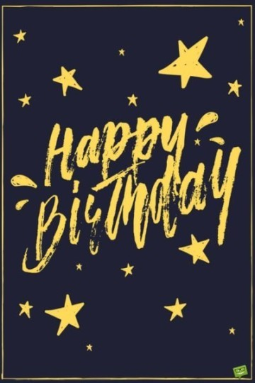 Wondrous Star Birthday Wishes With Best Images 7s